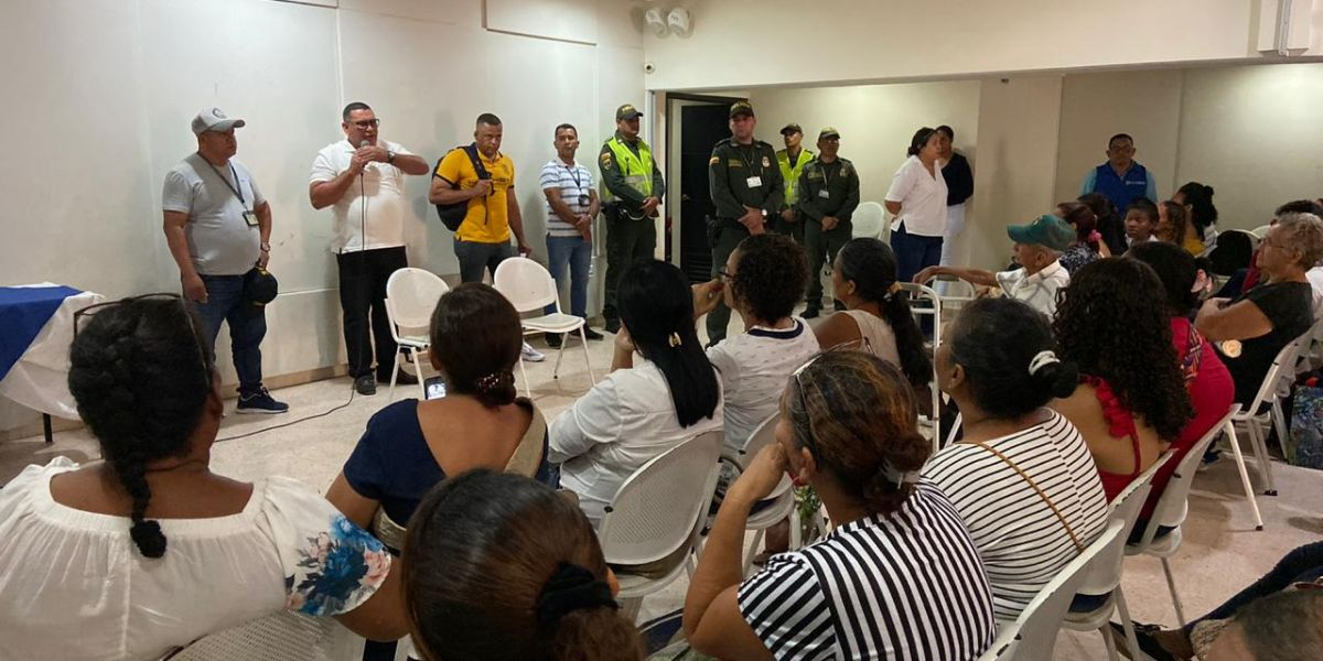 Solicitud de perdón a las víctimas del conflicto en Santa Marta