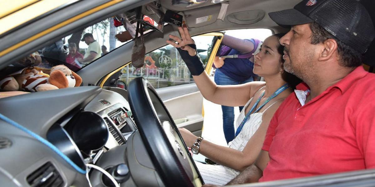 Calibración de taximetros.