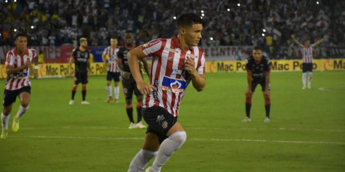Teófilo Gutiérrez comandará el ataque de Junior.