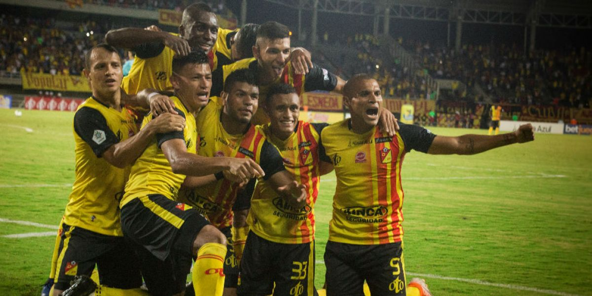 Deportivo Pereira se convirtió en el supercampeón de la temporada al dominar los dos semestres.