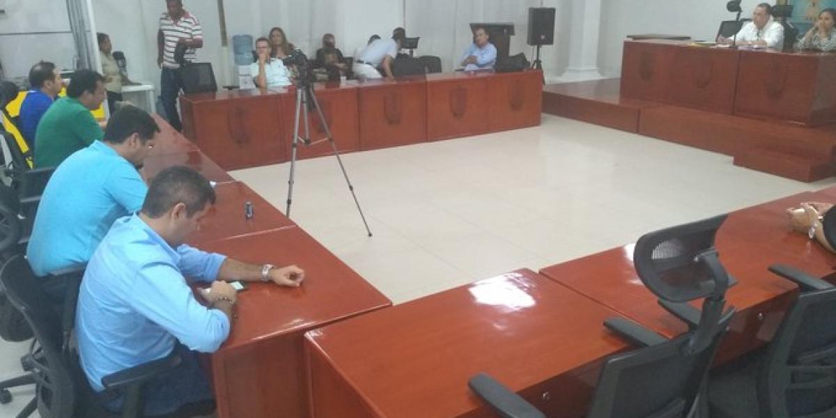 Debate de aprobación del proyecto de acuerdo del presupuesto para la vigencia 2020.