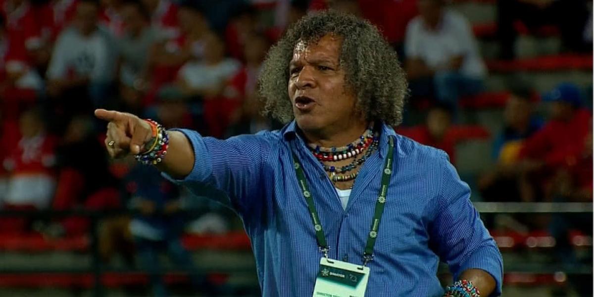 El samario jugó entre 1988 y 1991 en Millonarios FC, con el que ganó un título en su primer año.