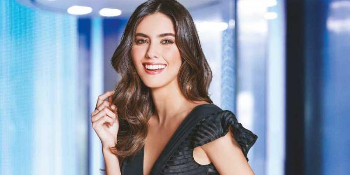 Paulina Vega, jurado de Miss Universo.