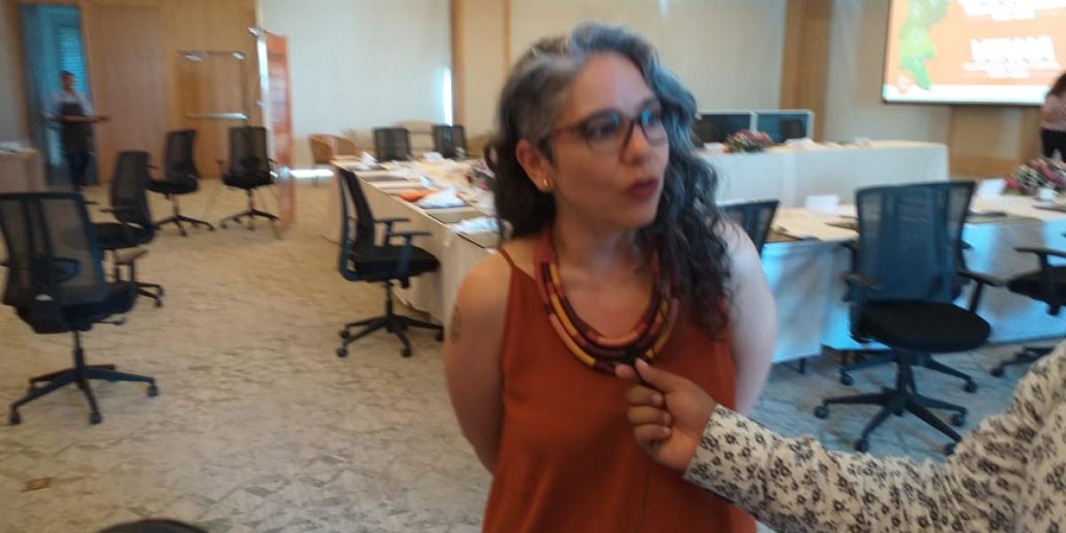 María José Pizarro.