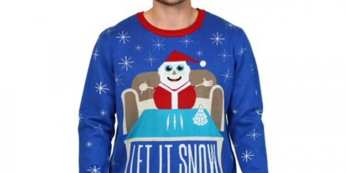 Suéter.