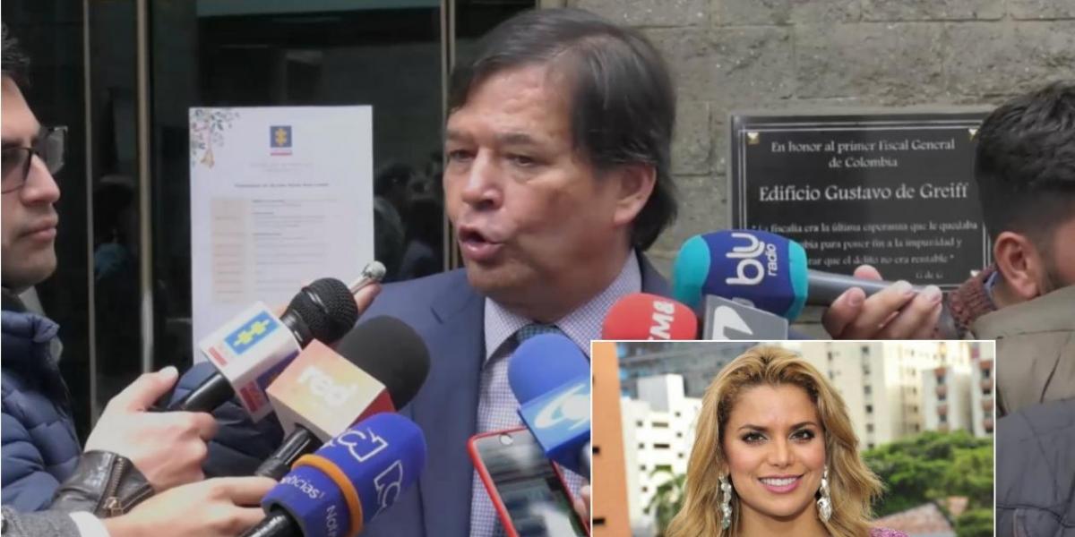 Vicefiscal general de la Nación, Jaime Camacho, habló sobre las amenazas a la cantante Adriana Lucía.