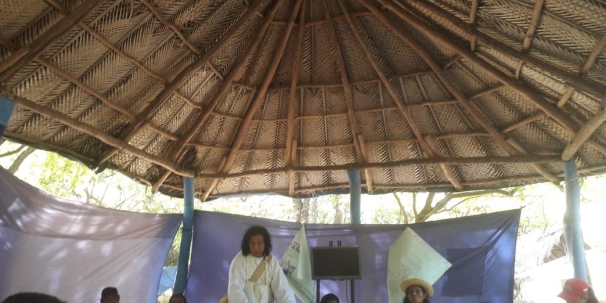 Encuentro con pueblos indígenas de la Sierra Nevada