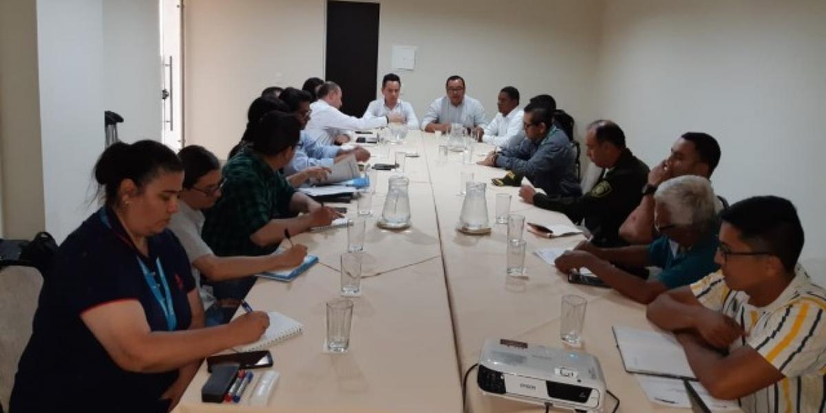 El ICA trabaja de manera articulada para contrarrestar el contrabando de carne porcina en la zona de frontera de Norte de Santander con Venezuela.