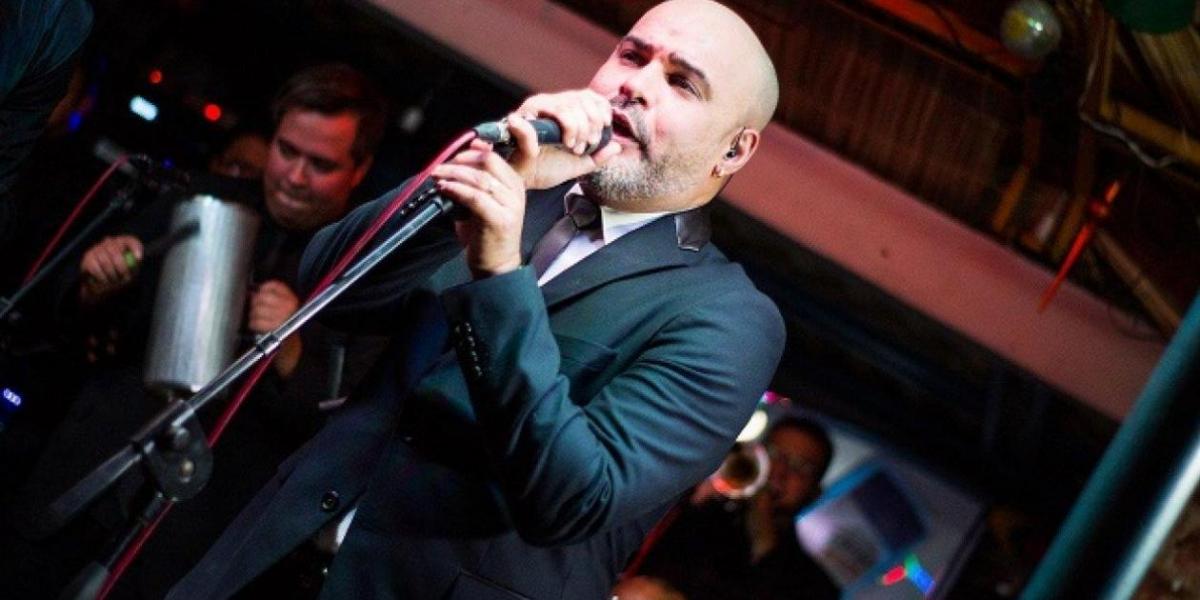 Omar Enrique, cantante venezolano