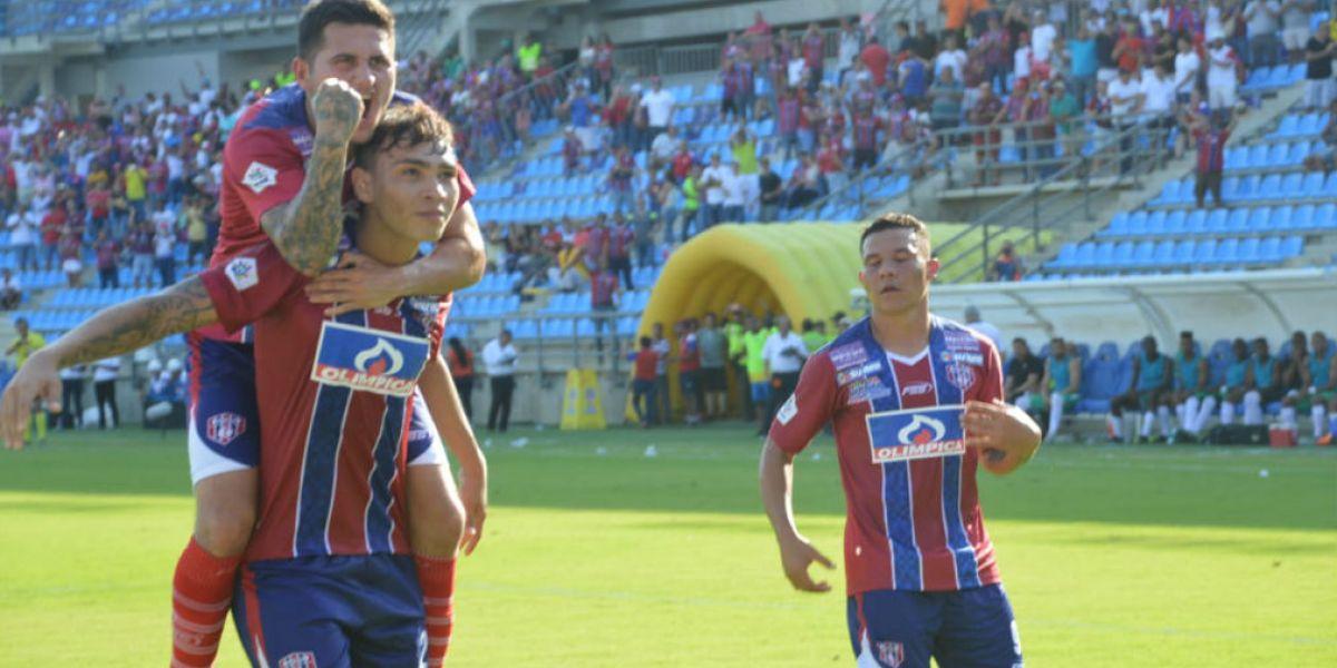Ricardo Márquez, es el actual goleador de la Liga con 4 goles.