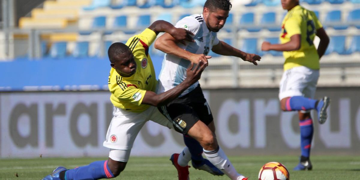 La selección Colombia viene de caer por la mínima diferencia ante Argentina.