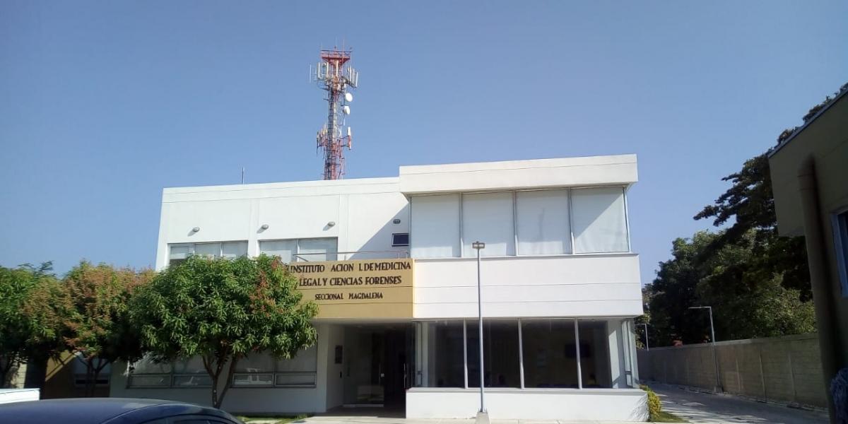 Medicina Legal de Santa Marta.