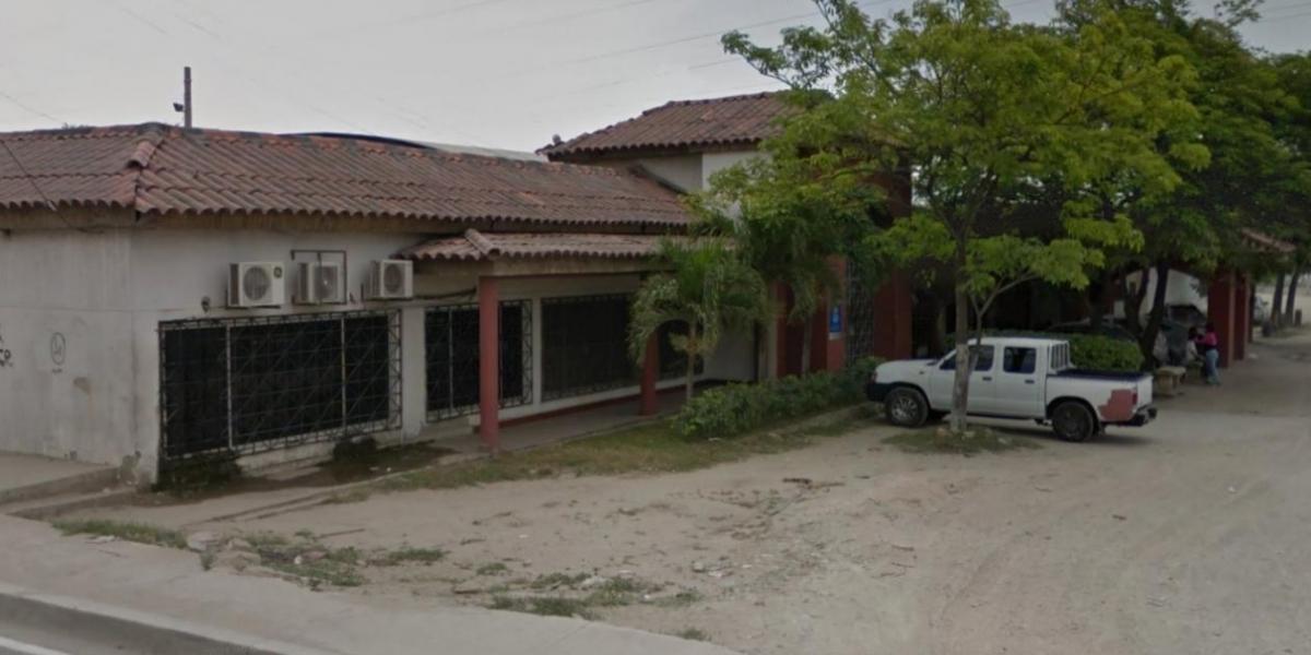Centro de menores El Oasis.