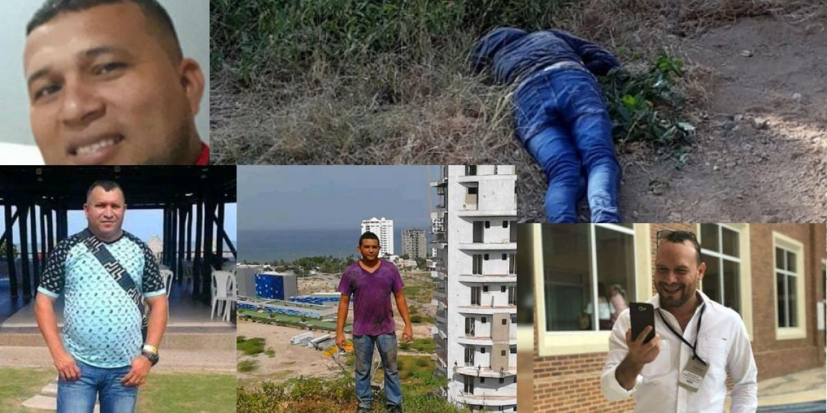 Estas son algunas de las víctimas que ha dejado el mes de febrero en Santa Marta.