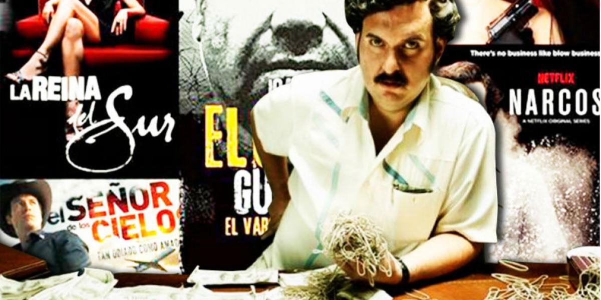 Narconovelas trasmitidas en Colombia