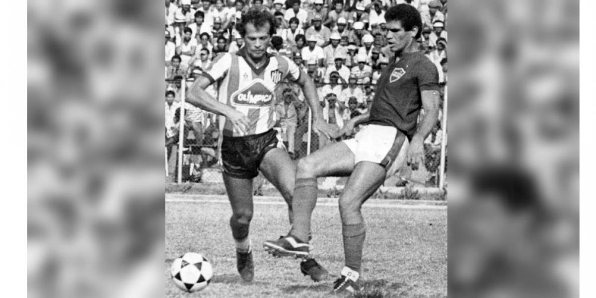 El exdelantero es considerado como una de las glorias del fútbol colombiano
