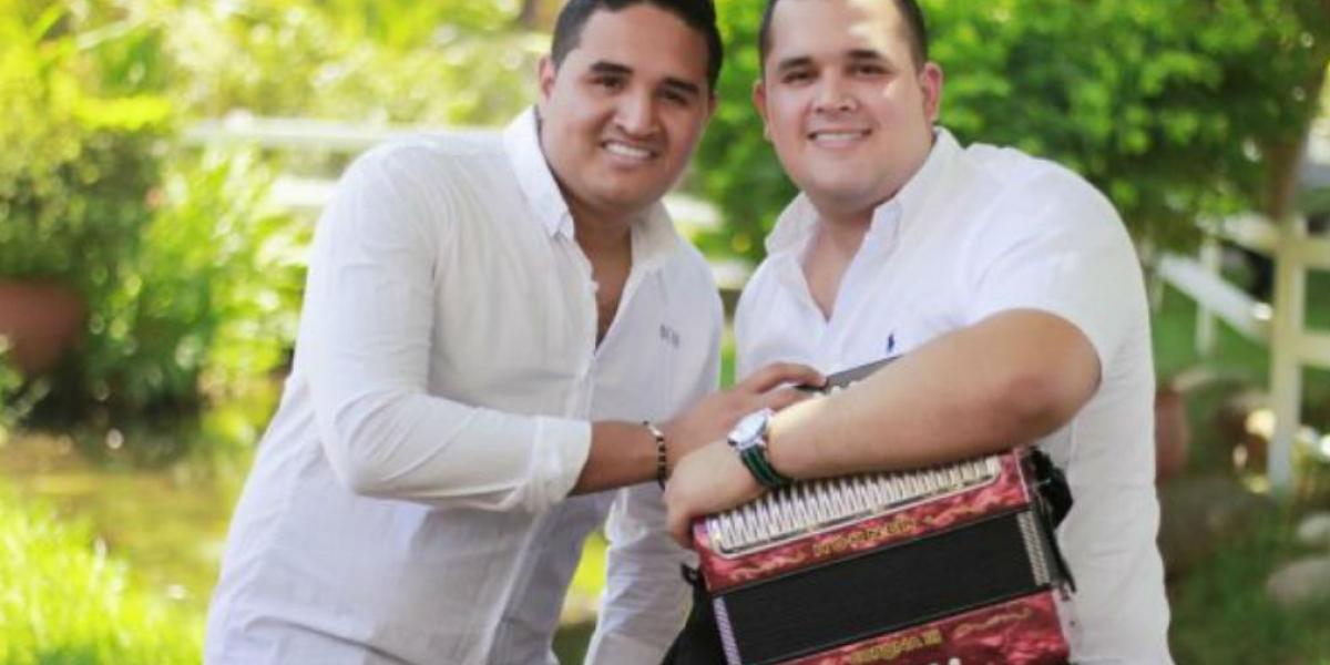 Aldair Velasquez y Nicolas Pezzano