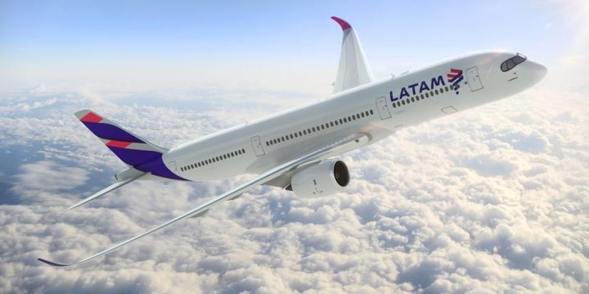 LATAM duplicará operaciones en Colombia en tres años e invertirá US$ 300m