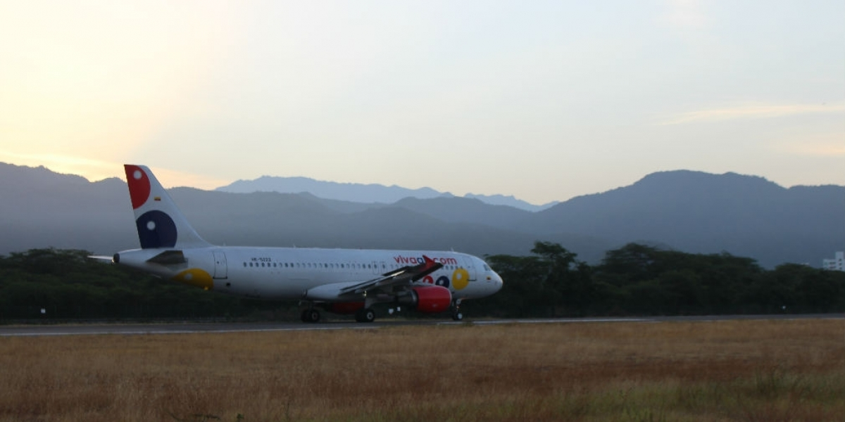 La ruta aérea Santa Marta - Miami fue inaugurada el pasado 18 de diciembre.