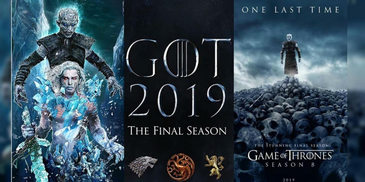 'Games of thrones' temporada 8