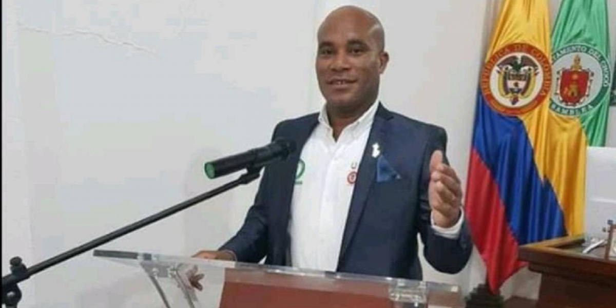Diputado del Chocó Alizon Mosquera sigue desaparecido
