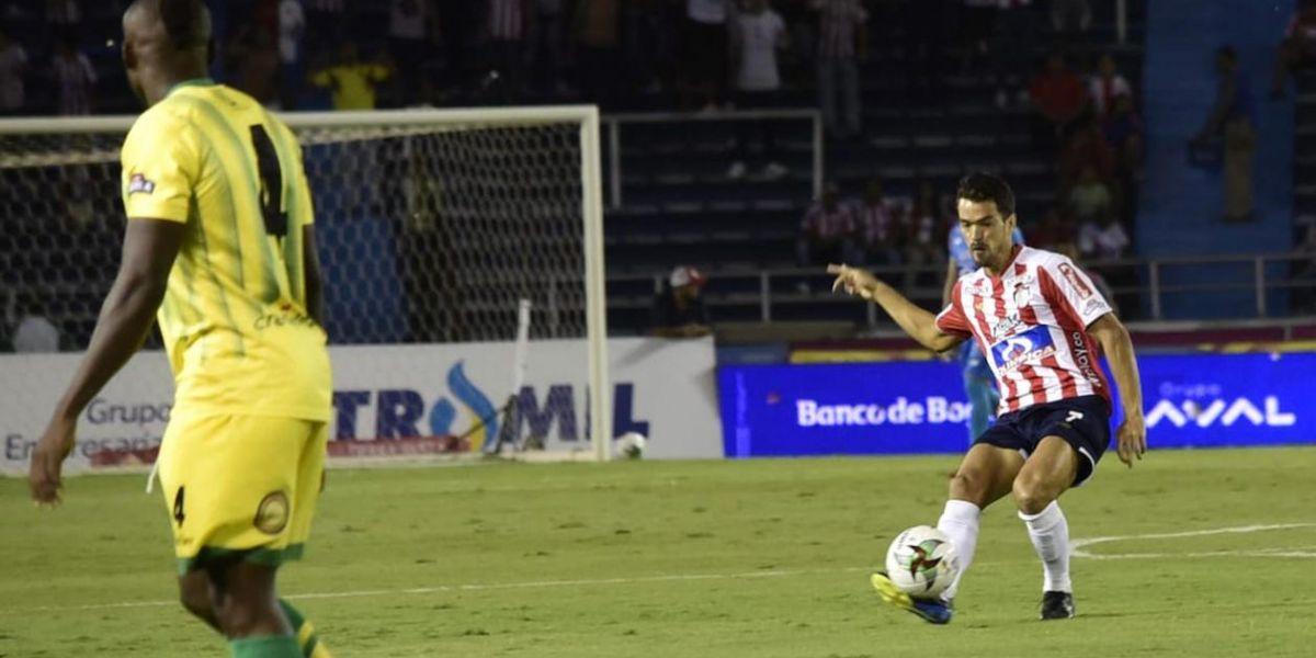 El Junior ahora pensará en el duelo de Copa ante San Lorenzo y en Liga frente al Unión.