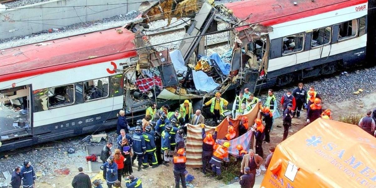 El atentado terrorista del 11 de marzo de 2004 en España ya cumple 15 años