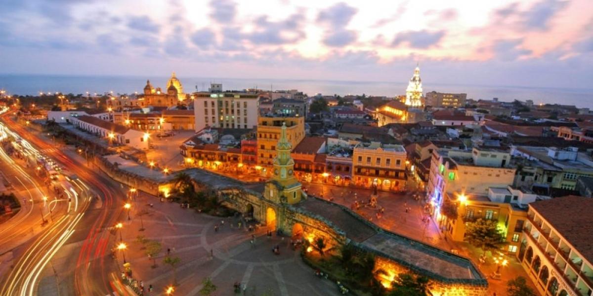 Descubren restos humanos en una edificación de Cartagena