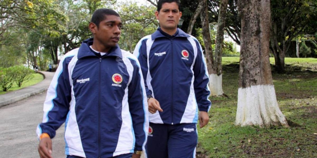 Imer Machado y Oscar Julián Ruíz