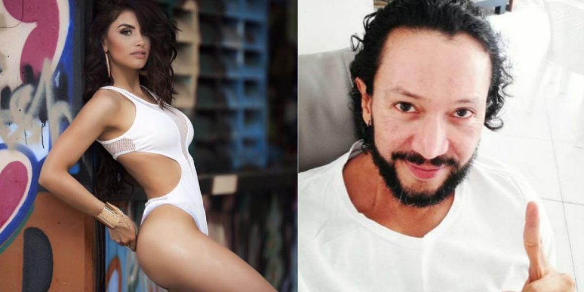 Jessica Cediel y Martin Carrillo