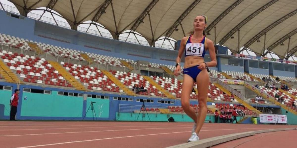 La atleta se convirtió en la primera colombiana en inscribir su nombre en Tokio 2020.