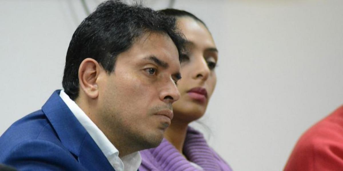 Carlos Bermeo.
