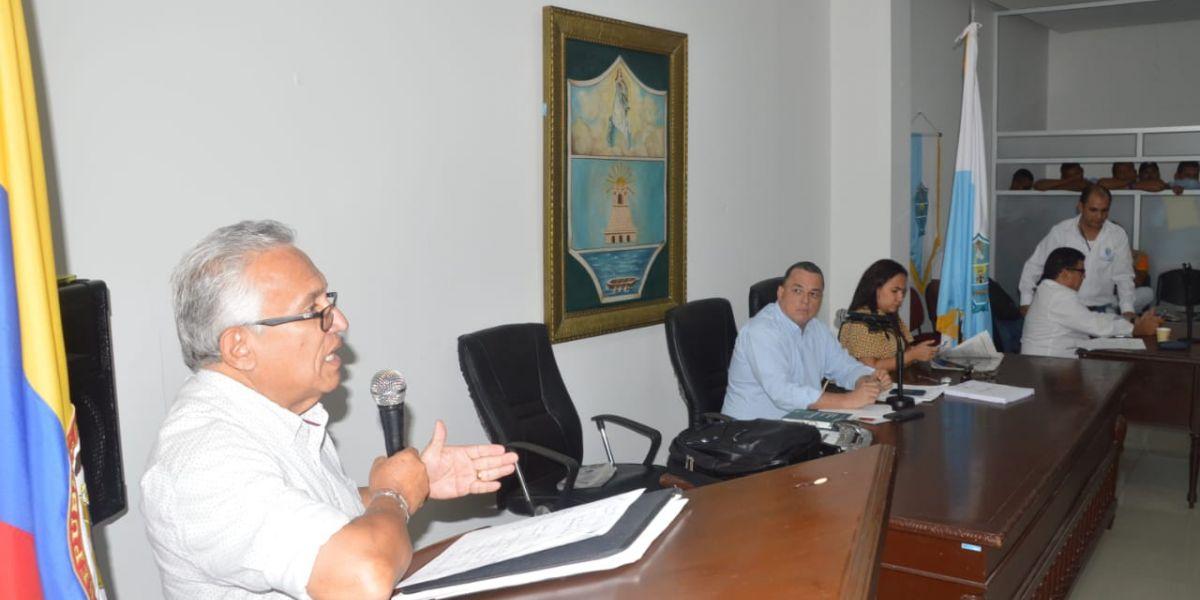 El secretario de Gobierno, Adolfo Bula, rindió cuentas sobre los operativos de la Udep.