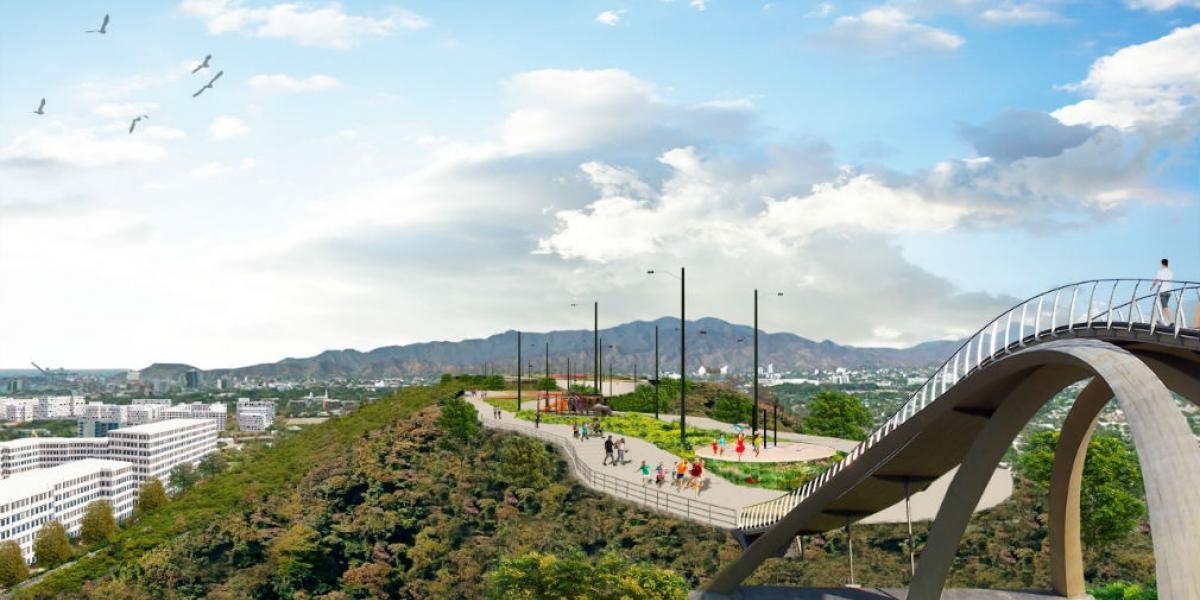 El nuevo POT contempla grandes obras de infraestructura para los samarios, amigables con el medioambiente.
