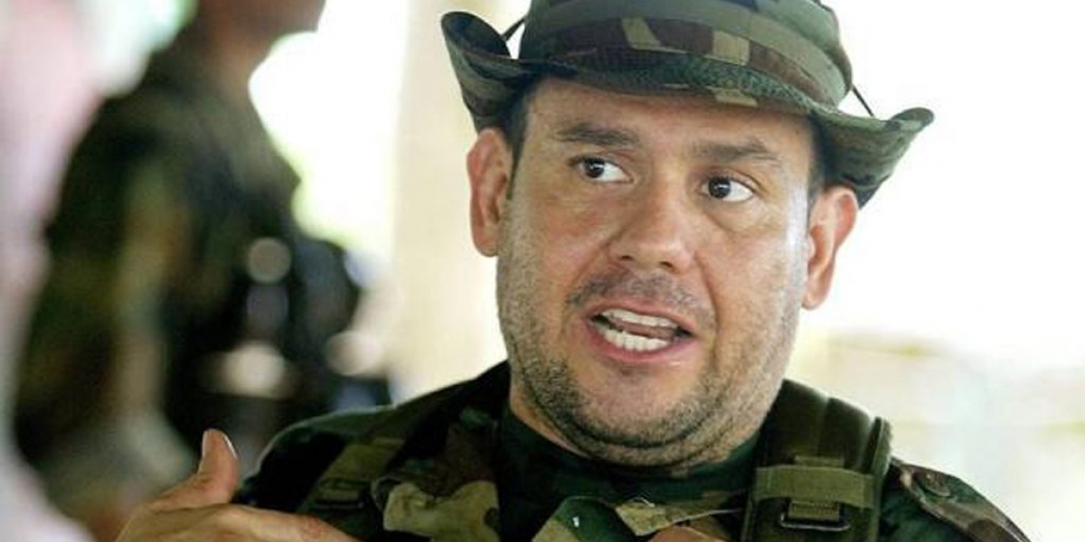 Carlos Castaño Gil, extinto jefe paramilitar