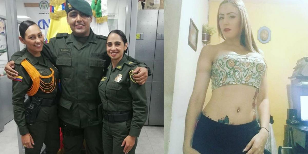 Policía se quita la vida frente a su expareja en Medellín