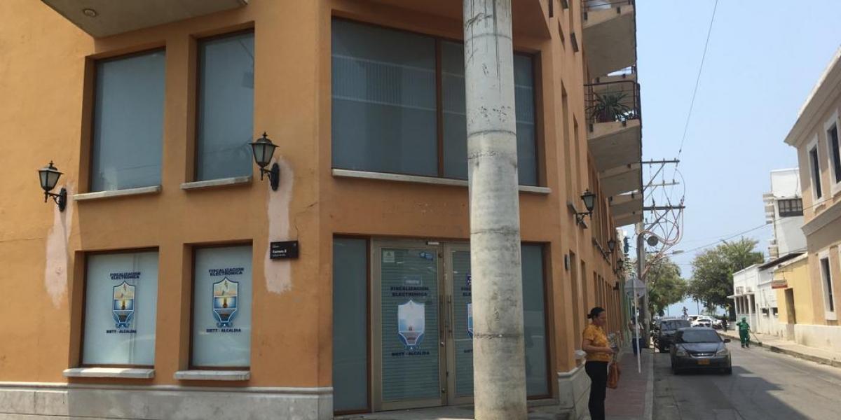 El trámite se realiza en la oficina de Fiscalización Electrónica.