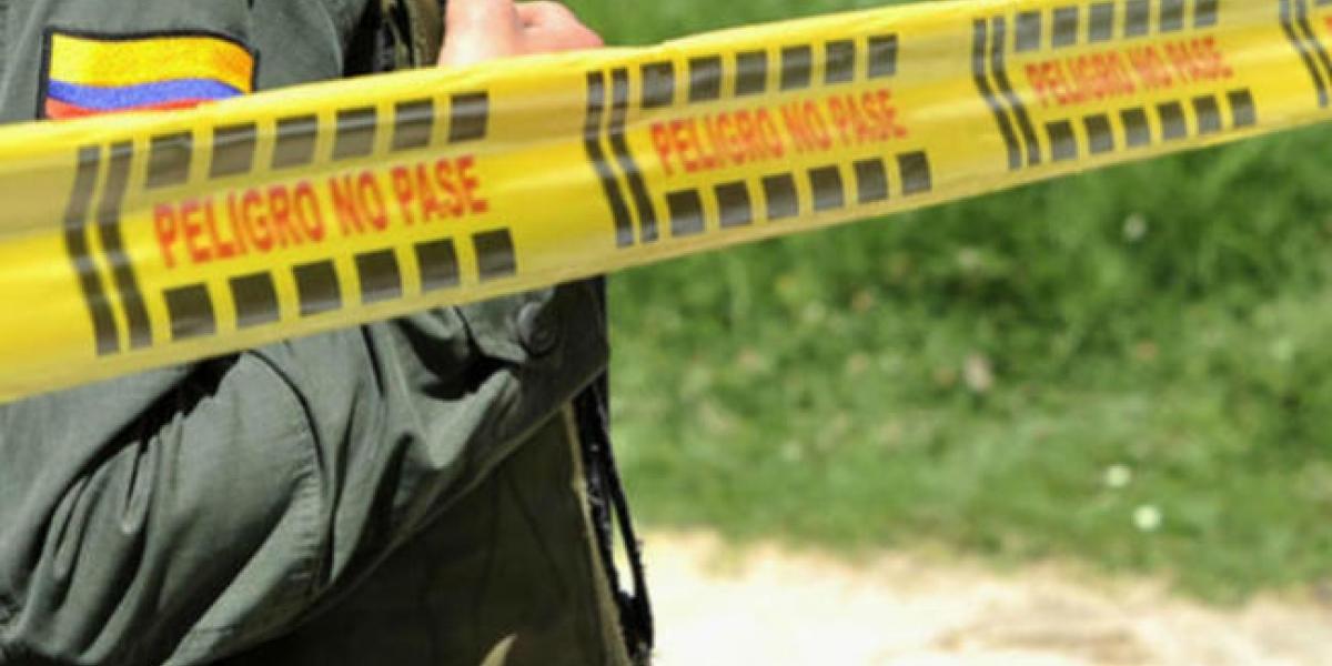 Un policía y dos niños murieron en Bogotá — Riña familiar fatal