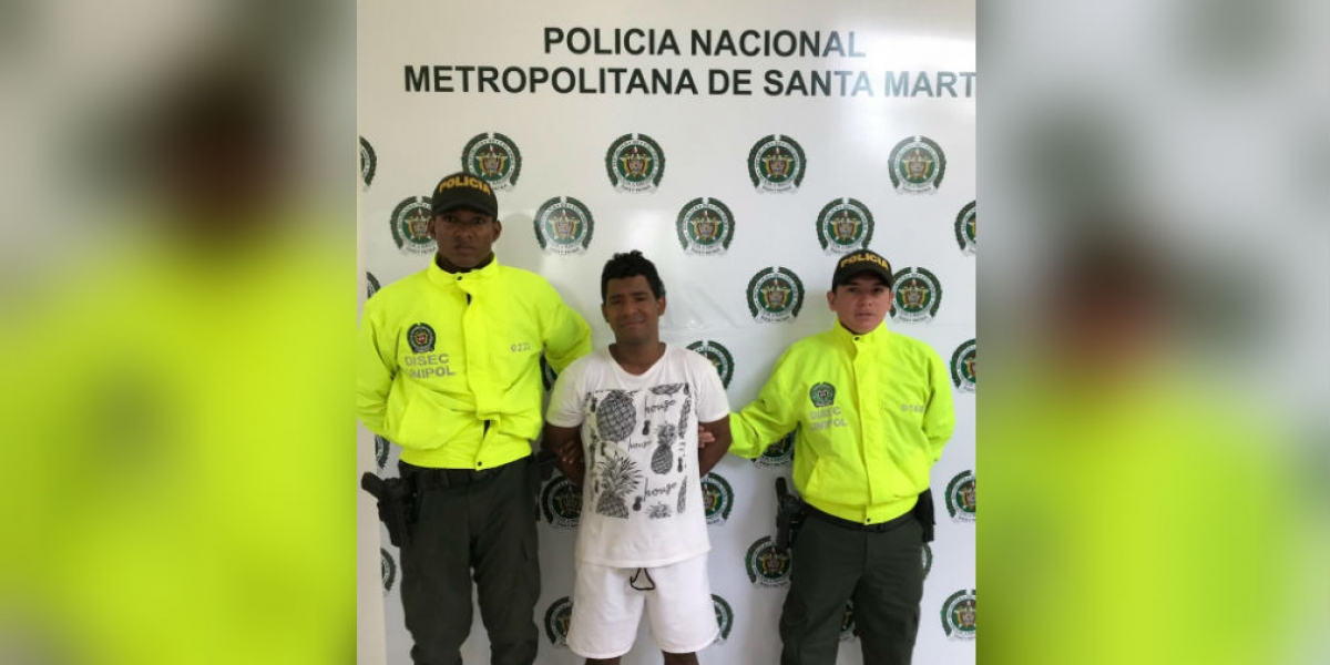 Capturan a alias 'El Loco', quien hurtaba en buses de servicio público de la ciudad