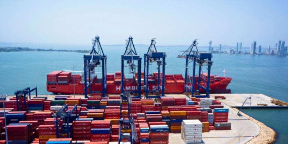 Colombia decomisa una tonelada de cocaína en cargamento que iba hacia EEUU