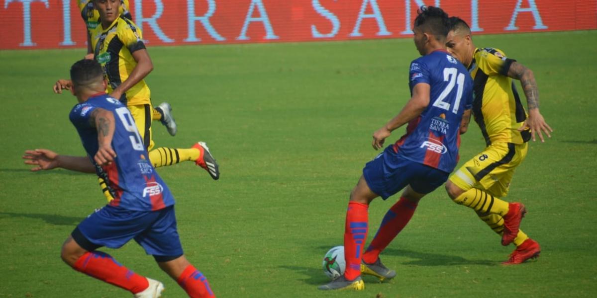 El delantero samario suma seis goles en la Liga.