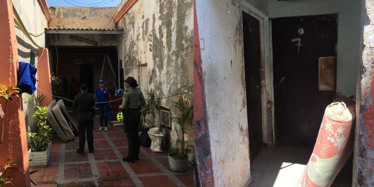 Hostal en el Centro Historico