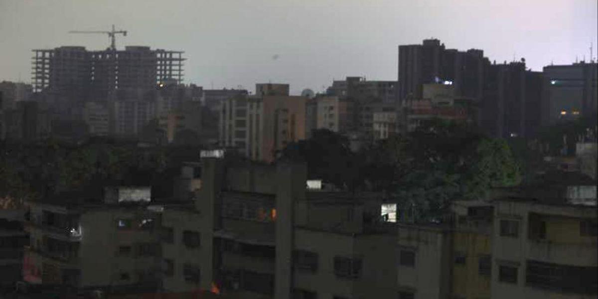 Crisis en el país por la falta de energía.