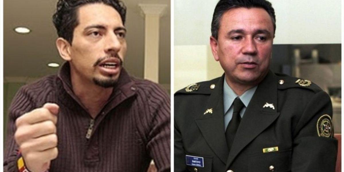 Los dos colombianos, podrían regresar deportados al país
