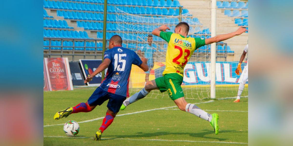 El onceno samario viene de igualar con el Real Cartagena por la Copa Águila.