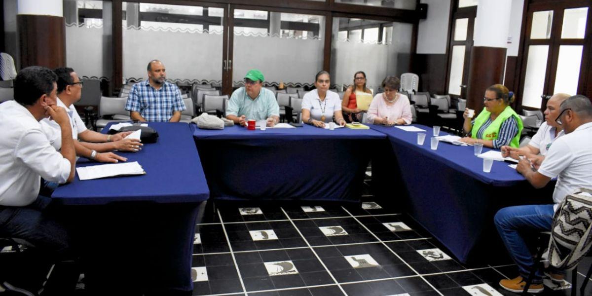 Las sesiones de trabajo iniciarán el próximo martes 23 de abril a partir de las 9:00 a.m. en las instalaciones del salón Bolívar del palacio Tayrona.