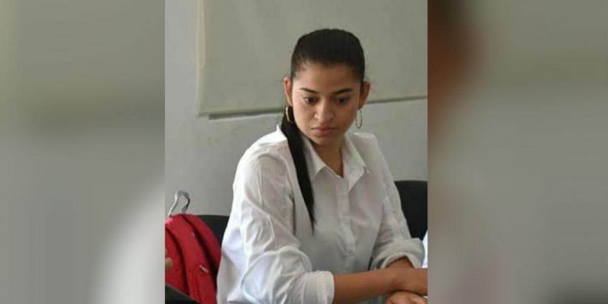 secretaria de gestión y desarrollo social de El Banco, Magdalena, Lizeth Viadero.
