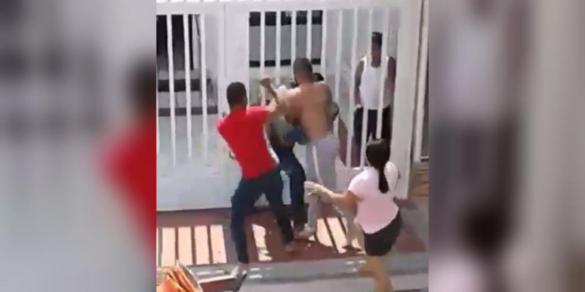 Fuerte ataque contra dos trabajadores de Electricaribe