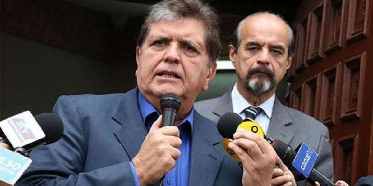 Muere el expresidente Alan García tras dispararse en la cabeza