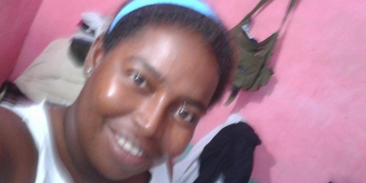 Aura María Obregón Agámez murió debido a dos disparos en el pecho